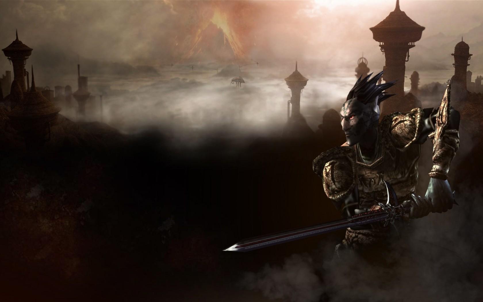 The Elder Scrolls Iii Morrowind Wallpaper The Elder Scrolls