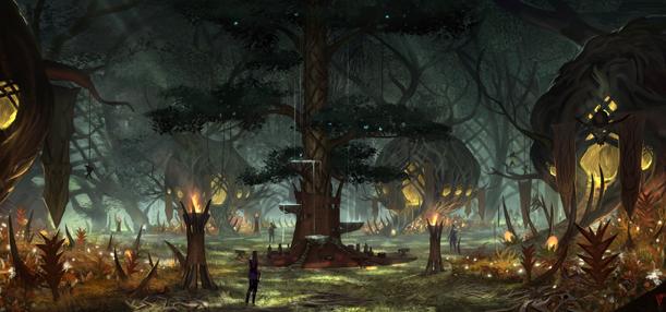 The Elder Scrolls Online - альянсы в войне!