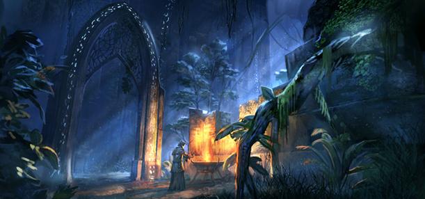 The Elder Scrolls Online - Игра на QuakeCon