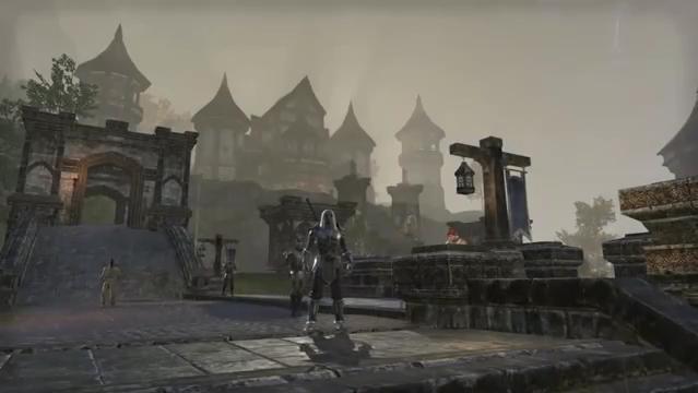 The Elder Scrolls Online Урон от способностей!