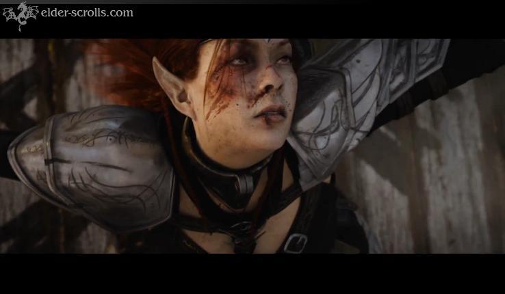The Elder Scrolls Online - Осада Кинематографический трейлер Видео