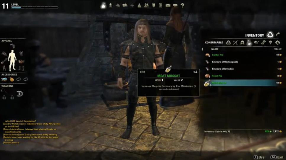 The Elder Scrolls Online Обзор ремесел часть 2 (Видео)