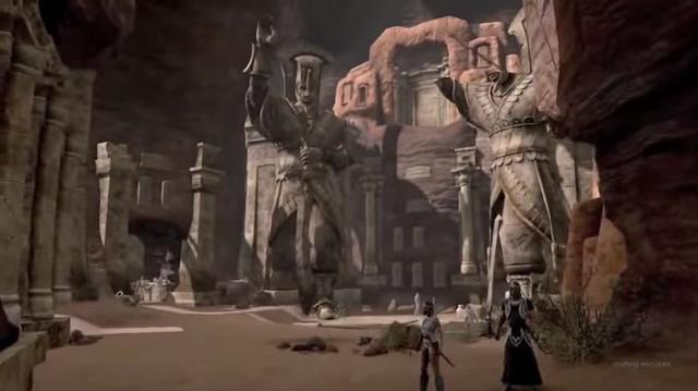 21 причина почему The Elder Scrolls Online уничтожит WOW (Видео)
