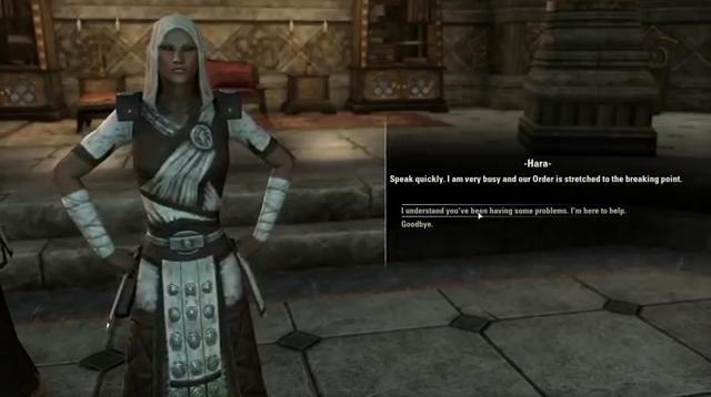 Краглорн - Первая приключенческая зона The Elder Scrolls Online (Видео)