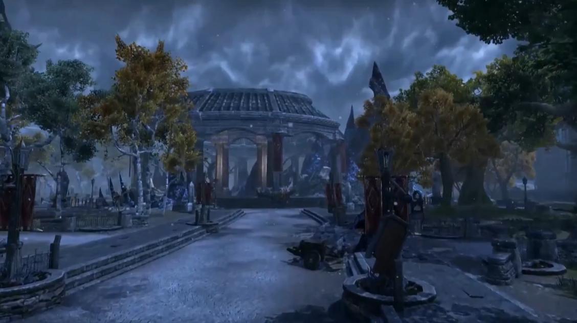 Будущее The Elder Scrolls Online - Имперский Город (Видео)