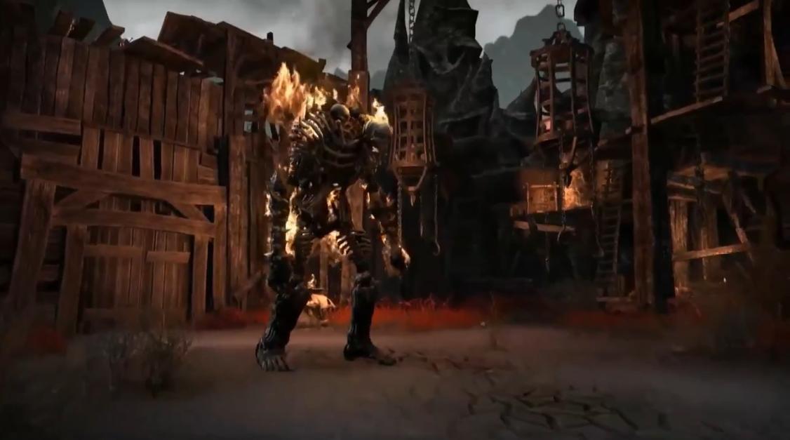 Будущее The Elder Scrolls Online - Ветеранская версия Города Пепла (Видео)