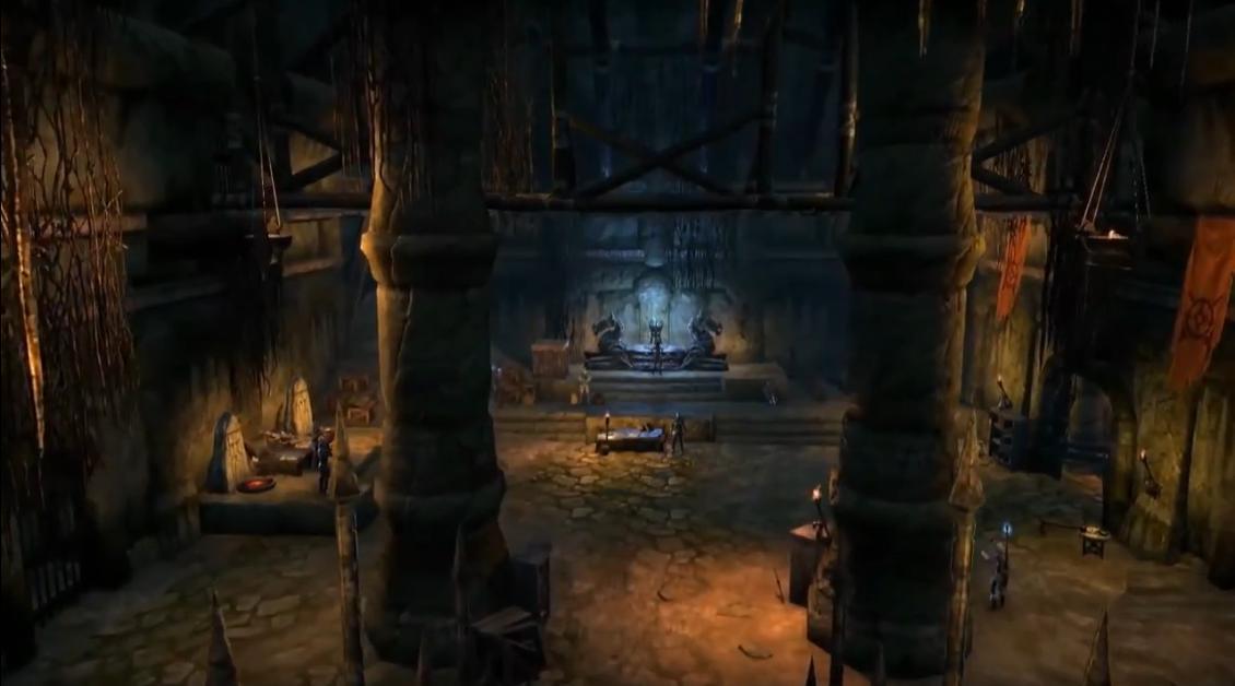 Будущее The Elder Scrolls Online - Арена Драгонстара (Видео)
