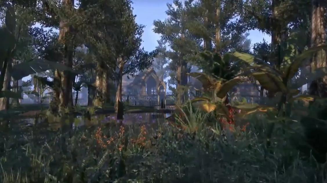 Будущее The Elder Scrolls Online - Приключенческая зона Меркмайр (Видео)