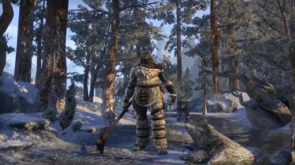 Будущее The Elder Scrolls Online - Ротгар и Орсиниум (Видео)