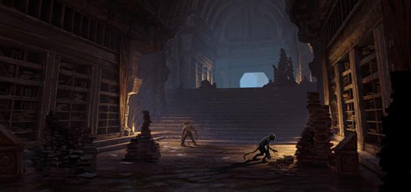 The Elder Scrolls Online – архив хранителя знаний
