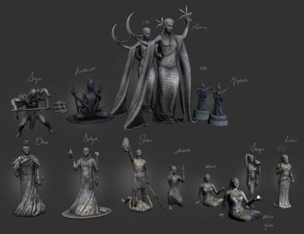 The Elder Scrolls: Skywind – уникальное интервью с Ravanna