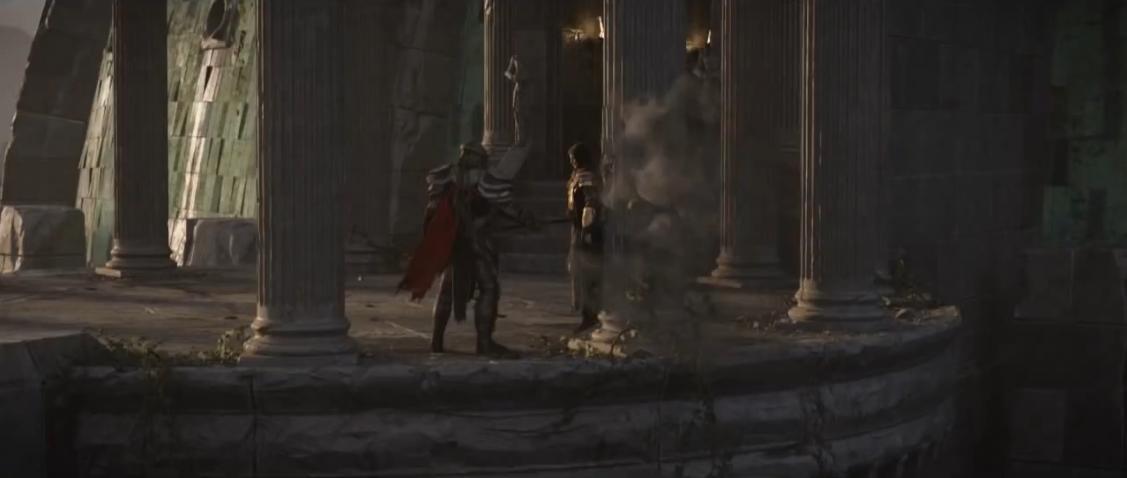 Elder Scrolls Online - Противостояние трейлер