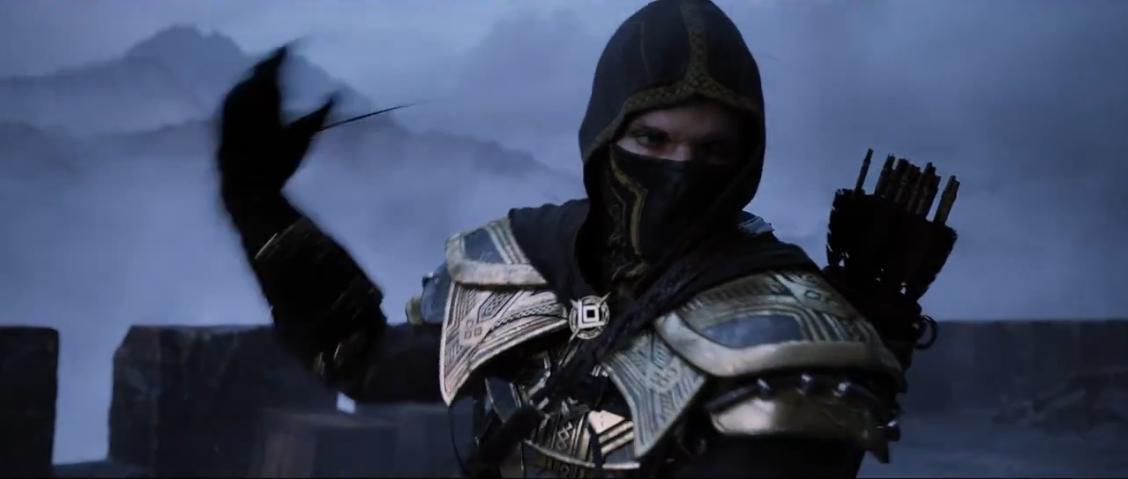 Elder Scrolls Online - три судьбы трейлер
