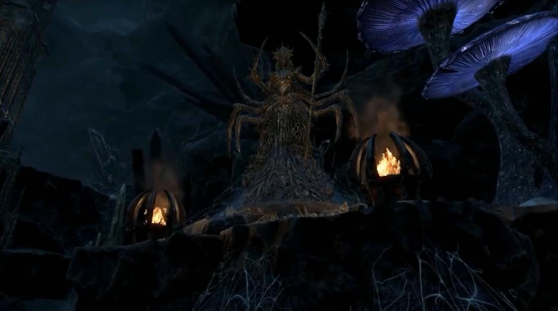 The Elder Scrolls Online - Царство Мефалы (Видео)