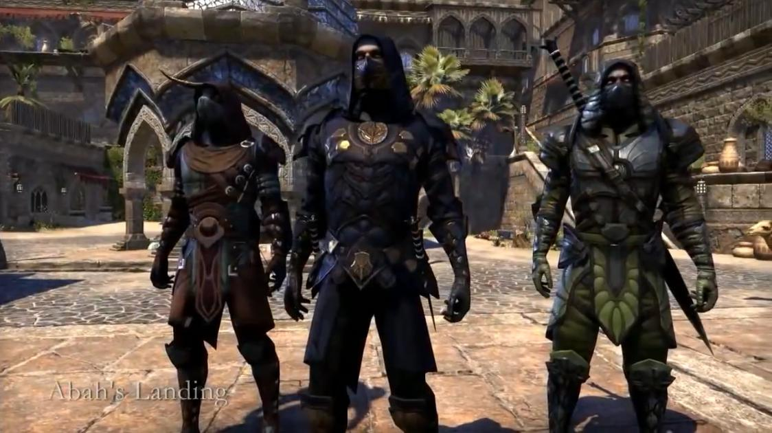 The Elder Scrolls Online - Abah