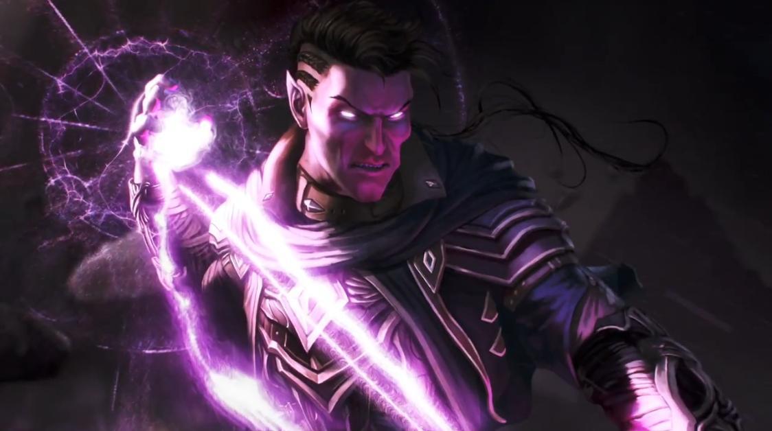 The Elder Scrolls: Legends - первый трейлер на русском