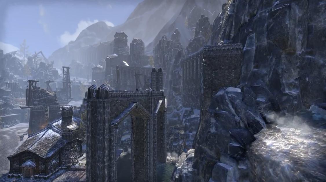 The Elder Scrolls Online - Имперский Город и Орсиниум