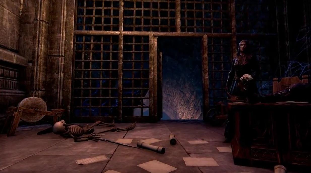 ESOTU Imperial City DLC - Имперская тюрьма видео