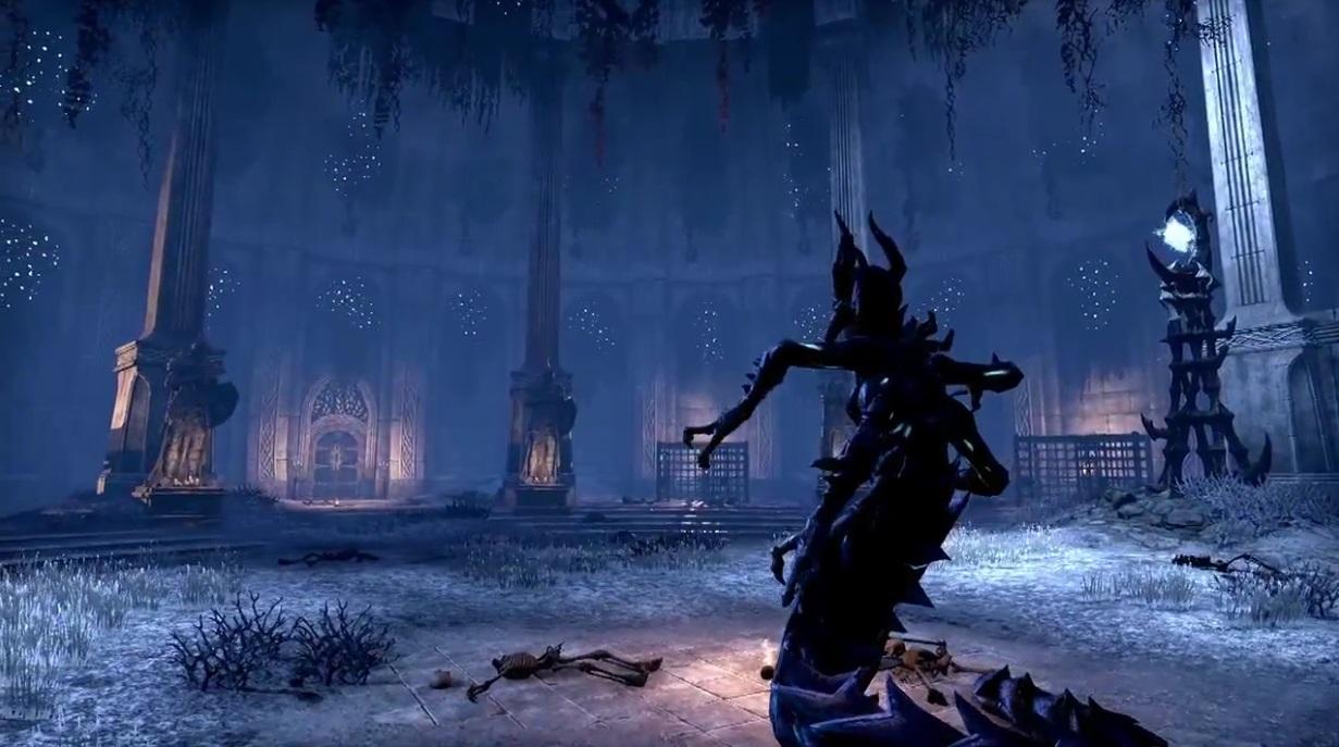 The Elder Scrolls Online Imperial City - Башня Белого Золота видео