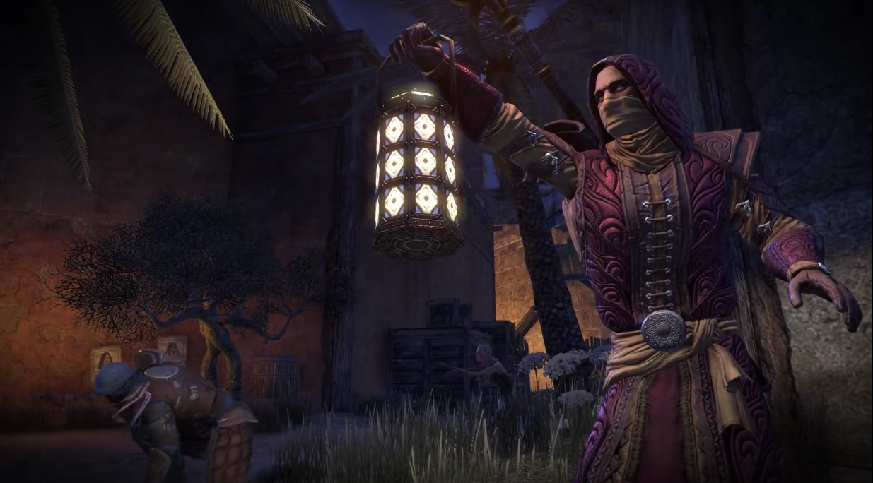 Вышло новое дополнение Thieves Guild - The Elder Scrolls Online видео