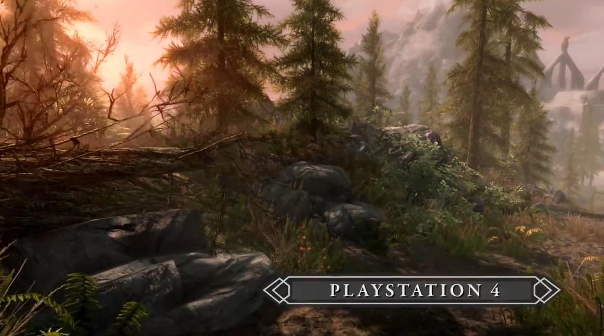 Skyrim Special Edition видео