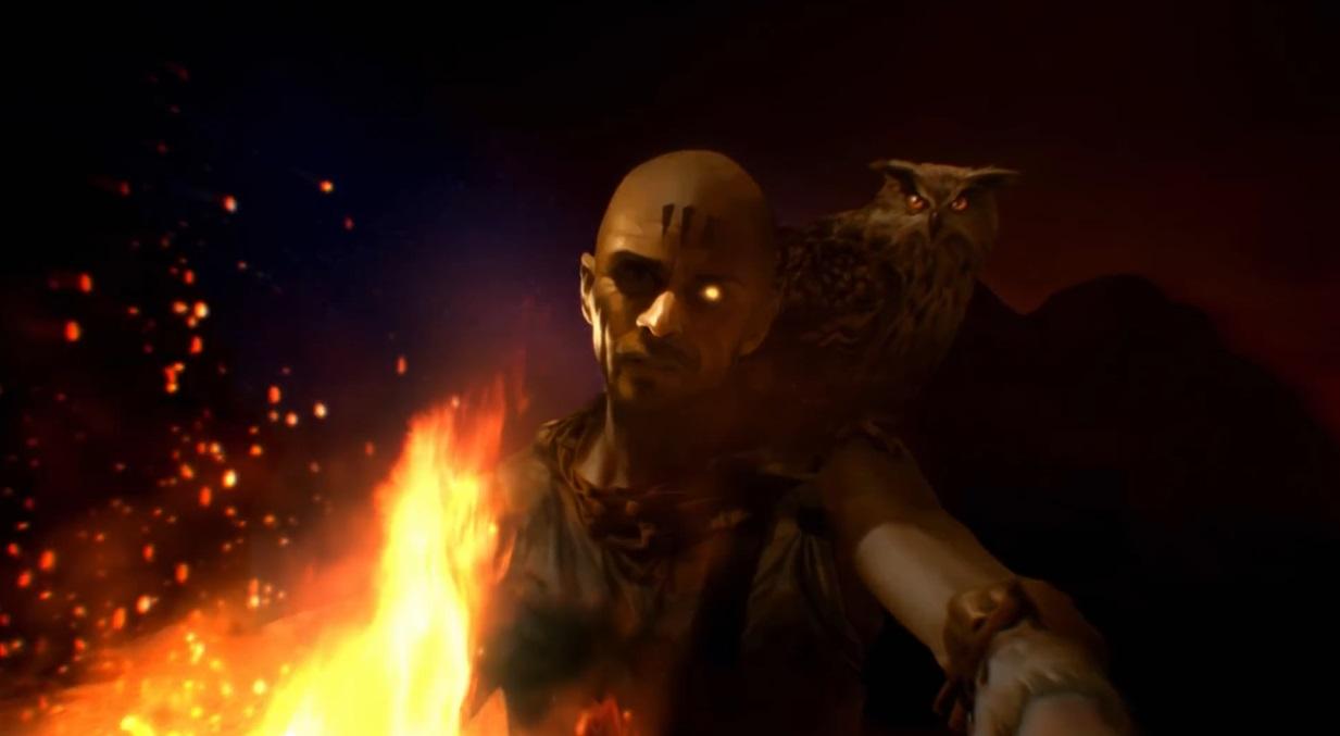 The Elder Scrolls: Legends вступительный ролик