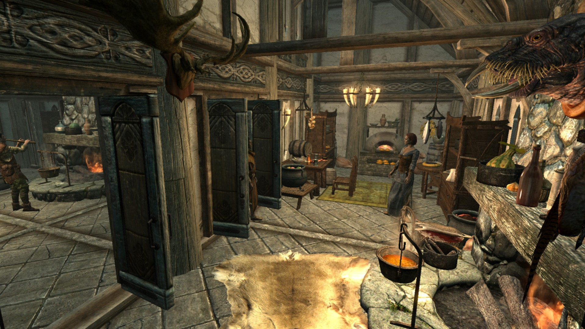 how to build a house in skyrim elder scrolls 5