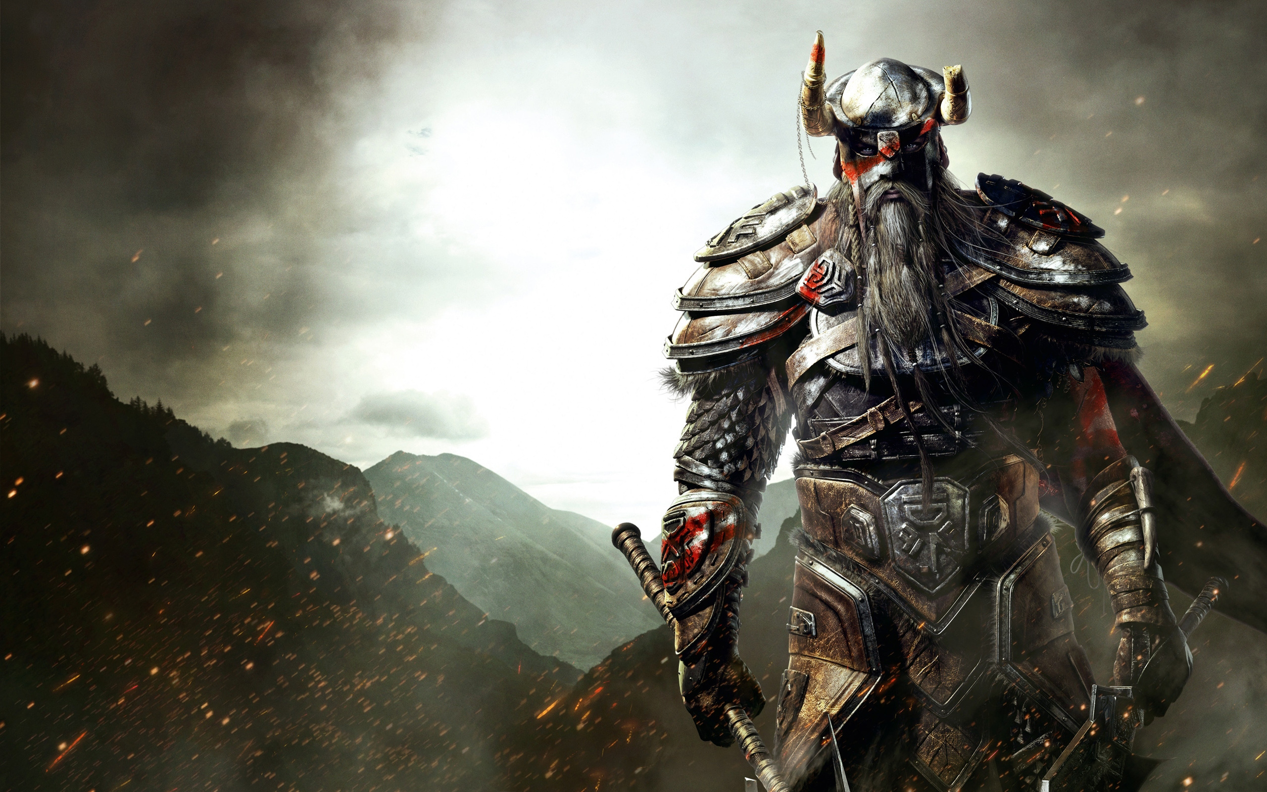 Wallpaper The Elder Scrolls Online: Power