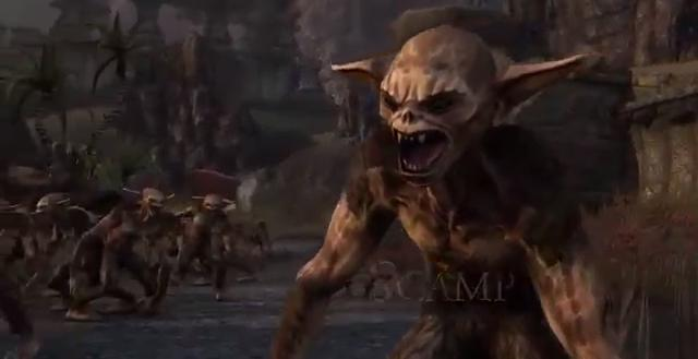 The Elder Scrolls Online The Scamp (Video)