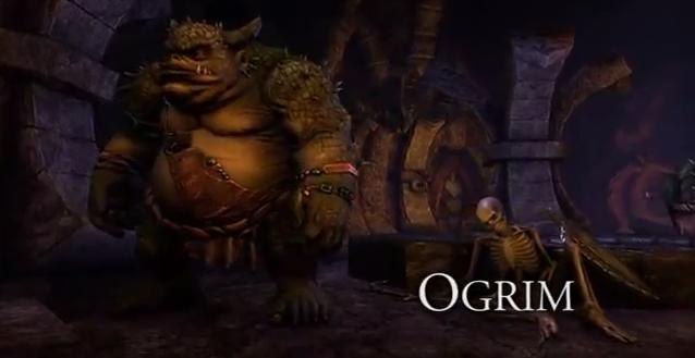 The Elder Scrolls Online The Ogrim (Video)