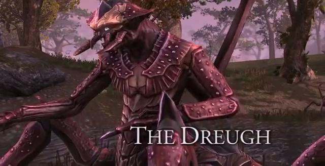 The Elder Scrolls Online The Dreugh (Video)