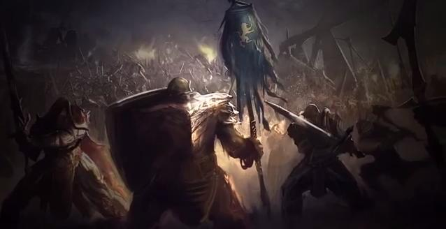 The Elder Scrolls Online Alliances at War (Video)