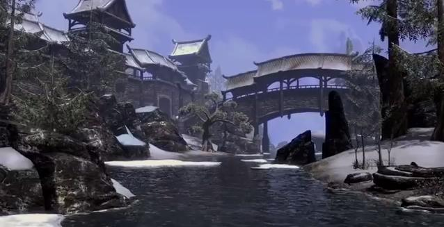 The Elder Scrolls Online Official Trailer HD (Video)