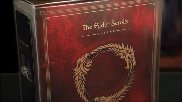 The Elder Scrolls Online - Unboxing the Imperial Edition (Video)