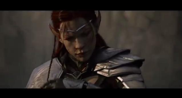 The Elder Scrolls Online The Arrival Cinematic Trailer
