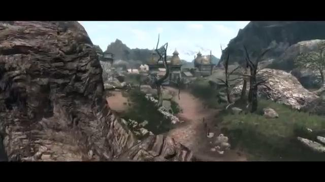 "The Elder Scrolls V Skywind ""Call of the East"" (Video)"