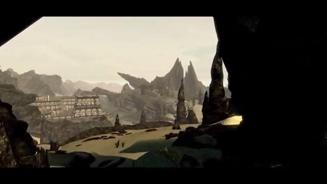 "The Elder Scrolls Skywind ""Arid Trek"" Trailer Ashlands Preview"