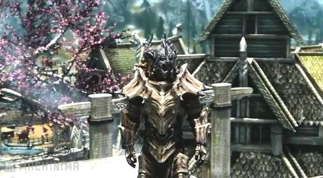 The Elder Scrolls V: Skyrim Top 10 Joke Mods (Video)