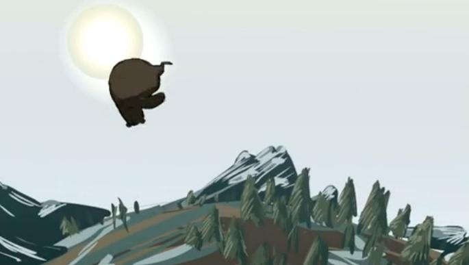 Skyrim: Bear (Cartoon)