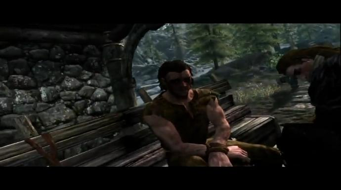 "TES 5 Skyrim ""the first 20 minutes of gameplay"" (Video)"