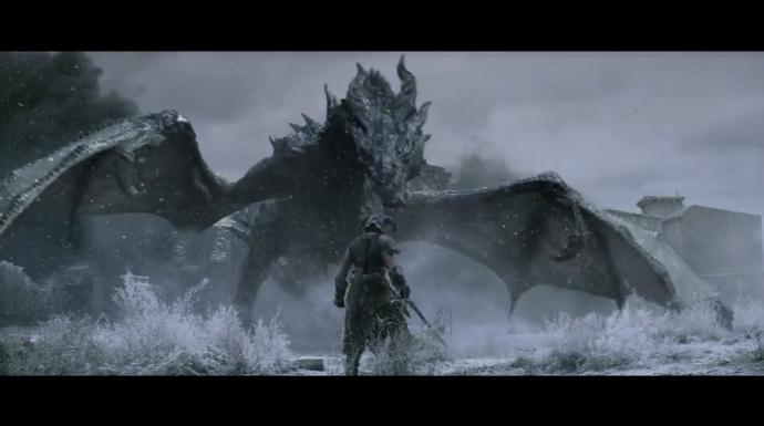 "The Elder Scrolls 5: Skyrim ""Live-action trailer"" (Video)"