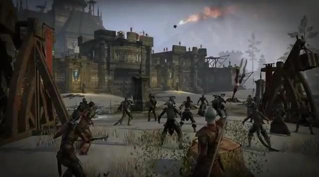 The Elder Scrolls Online Intro (Video)