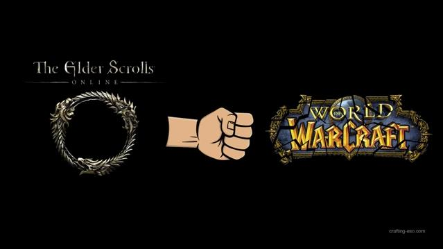 21 reason why Elder Scrolls Online will destroy World Of Warcraft! (Video)