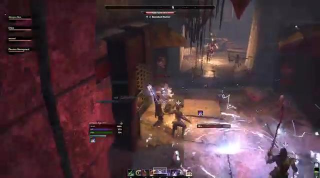 The Elder Scrolls Online Dungeon Guide - Veteran Banished Cells (Video)