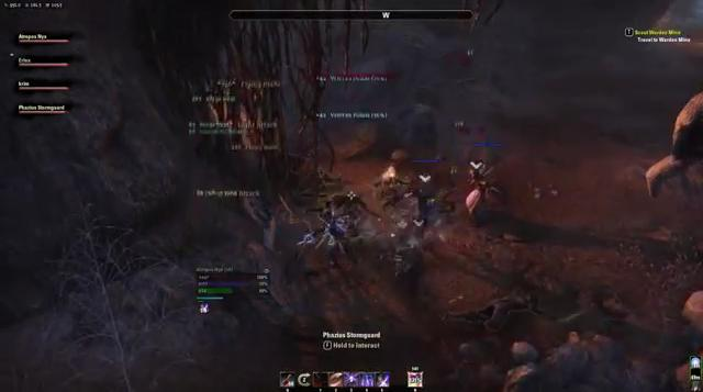 The Elder Scrolls Online Dungeon Guide - Veteran Spindleclutch