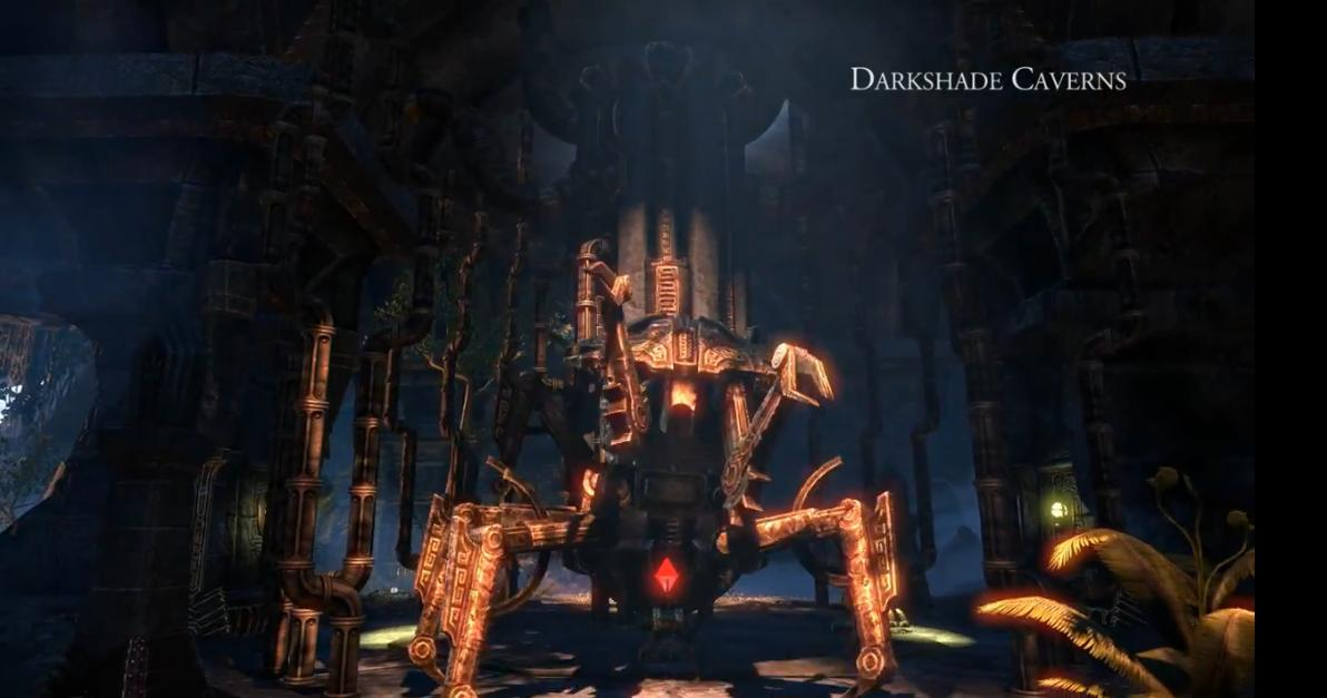 Creating The Elder Scrolls Online - Veteran Dungeons (Video)