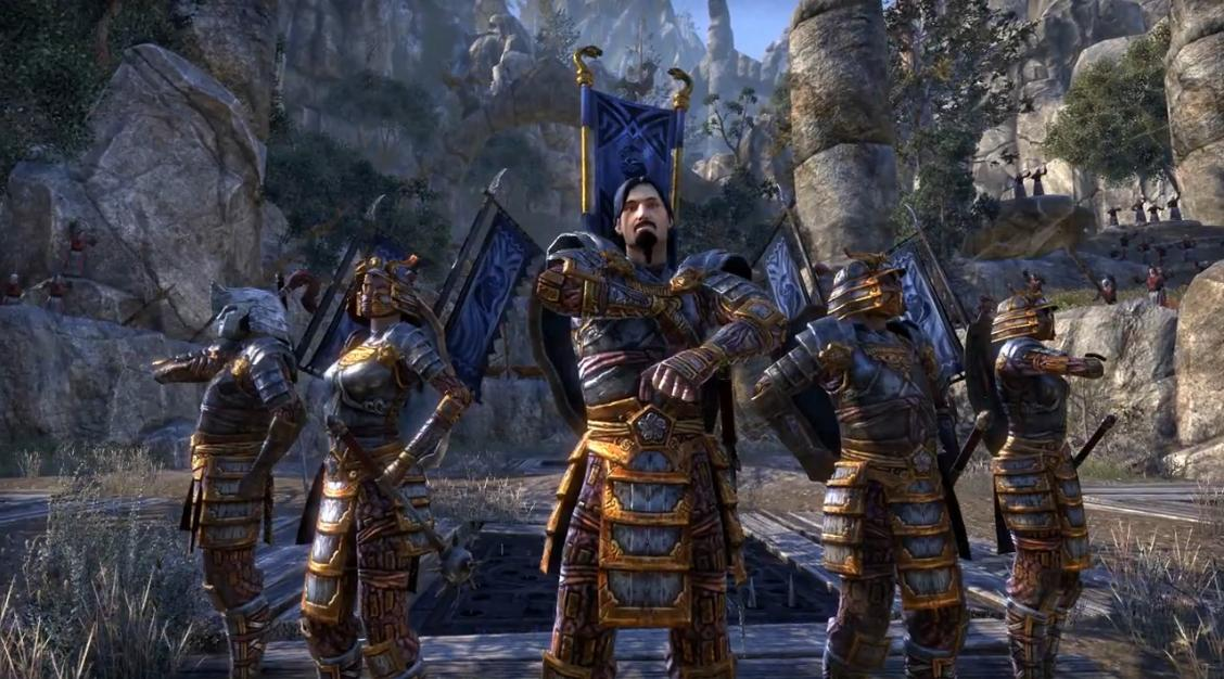 Creating The Elder Scrolls Online Dragonstar Arena (Video)