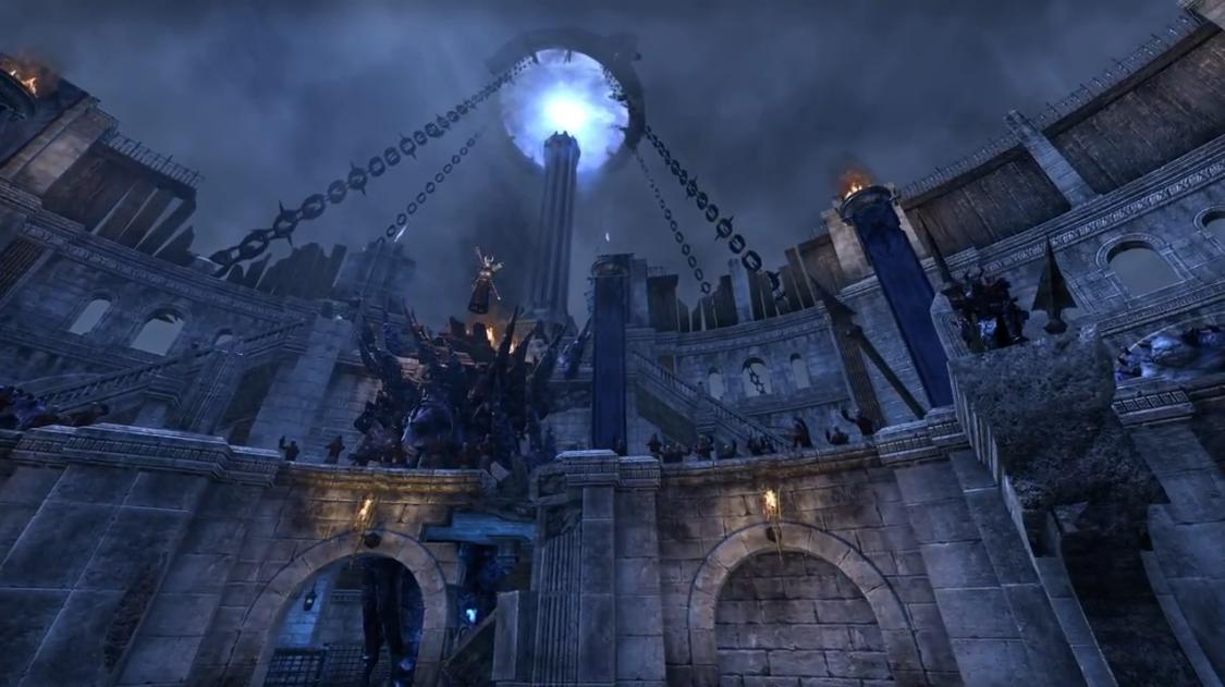 The Elder Scrolls Online - Imperial City and Orsinium trailer
