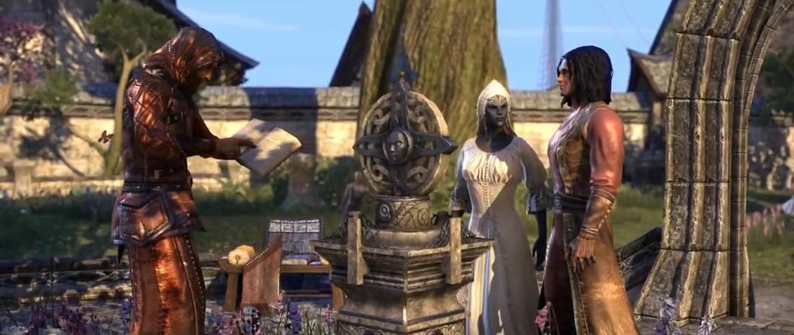 The Elder Scrolls Online: Tamriel Unlimited new trailer