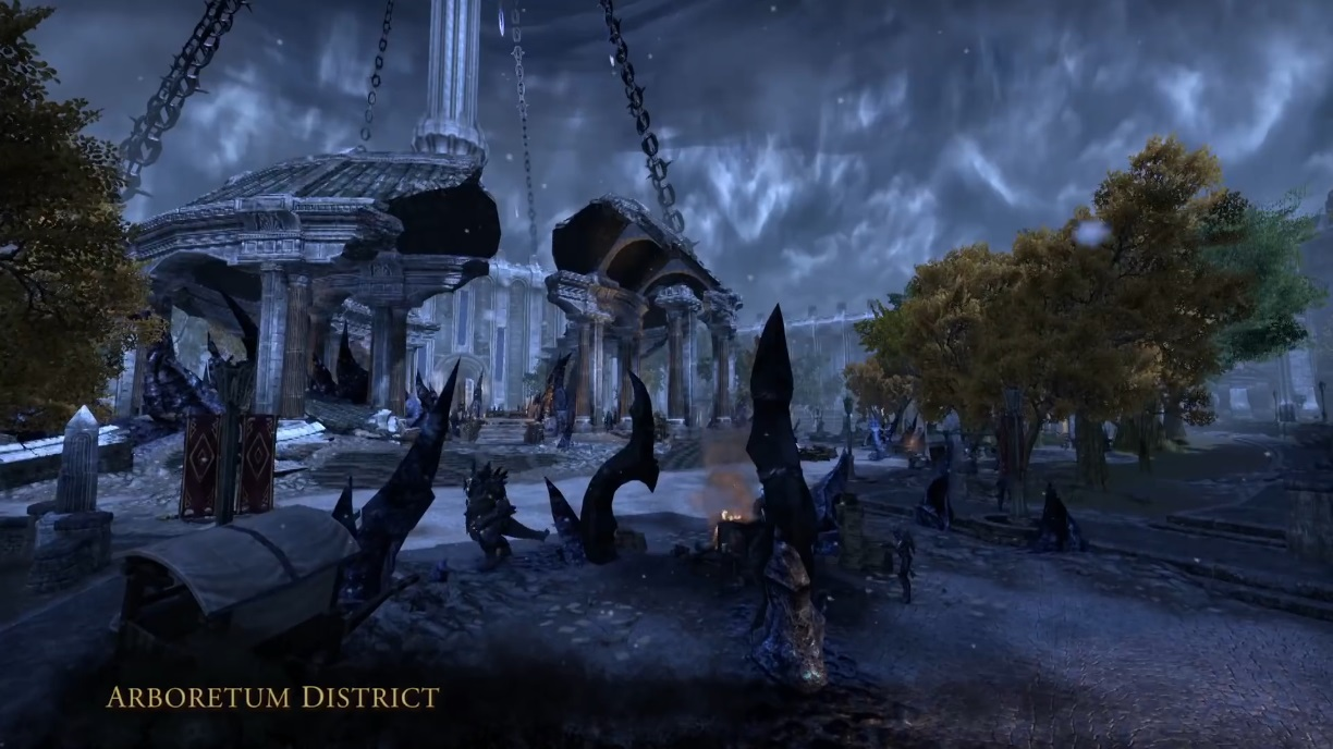 The Elder Scrolls Online - Arboretum District